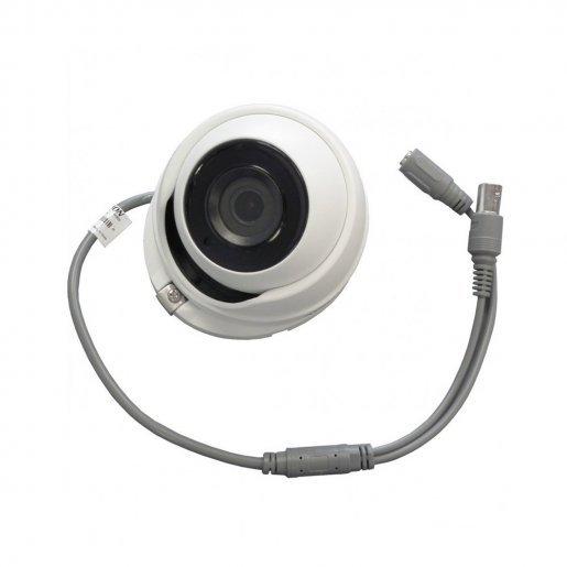 Купольная Turbo HD видеокамера Hikvision DS-2CE56D7T-ITM (2.8) Камеры Аналоговые камеры, 1250.00 грн.