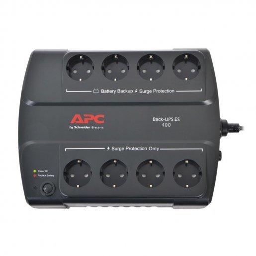 ИБП APC Back-UPS ES 400VA (BE400-RS) Комплектующие ИБП 220В, 3127.00 грн.