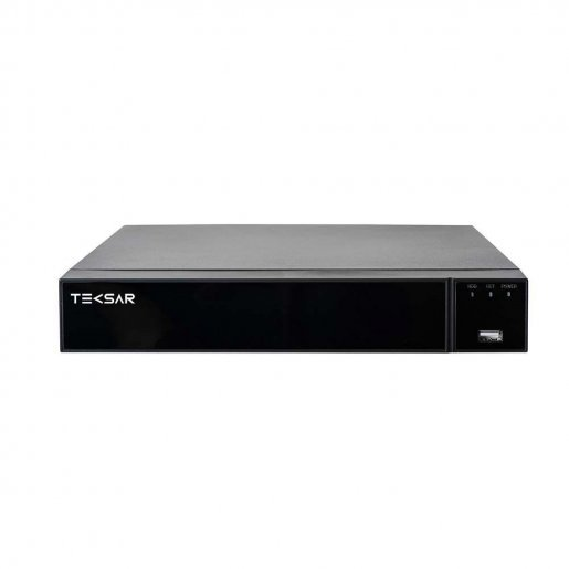 Сетевой IP видеорегистратор Tecsar NVR 16CH1H-QHD Регистраторы NVR сетевые видеорегистраторы, 2783.00 грн.