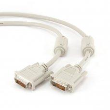 Кабель DVI-DVI 10м Cablexpert CC-DVI2-10M Кабельная продукция Дата кабели, 530.00 грн.