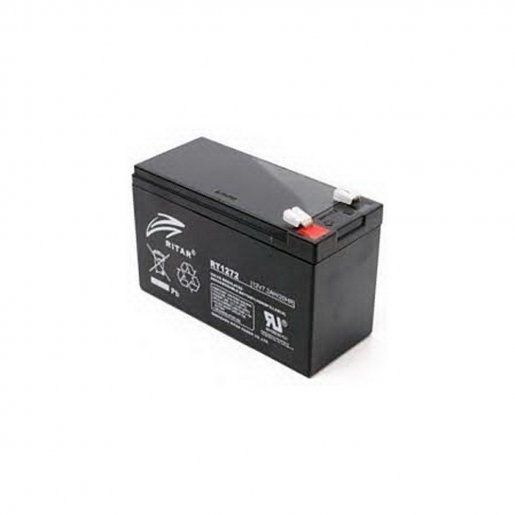 Аккумуляторная батарея RITAR AGM RT1272 black 12V 7.2Ah Комплектующие Аккумуляторы 12В, 424.00 грн.