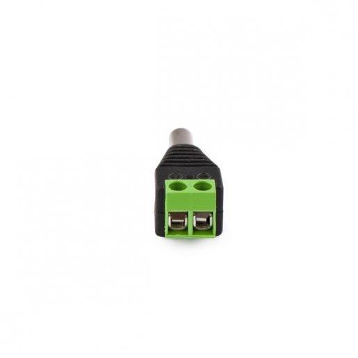 Разъем Питание-П+DG350-3.5-2P (переходник) Комплектующие Разъемы, 22.00 грн.