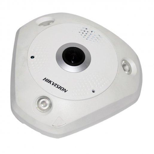 Купольная IP-видеокамера Hikvision DS-2CD63C2F-IVS Камеры IP камеры, 26722.00 грн.