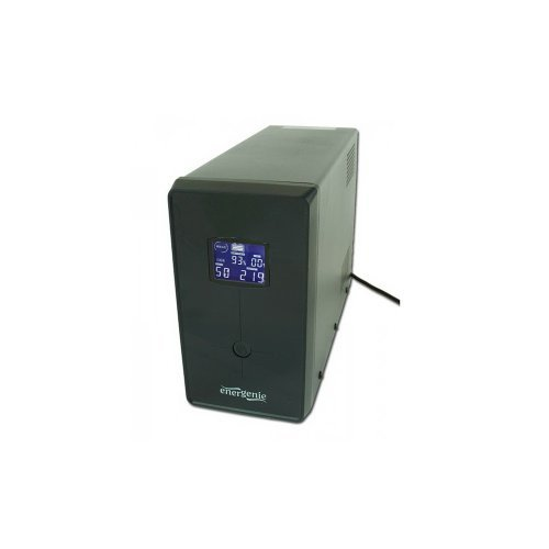 ИБП EnerGenie 1500VA, LCD, USB, Pro EG-UPS-034 Комплектующие ИБП 220В, 3499.00 грн.