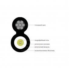 Оптический кабель Finmark UT012-SM-48 на стальном тросу Кабельная продукция Оптический кабель, 17.00 грн.
