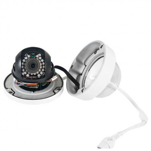 DS-2CD2110F-I Купольная IP-видеокамера Hikvision DS-2CD2110F-I Камеры IP камеры, 2070.00 грн.
