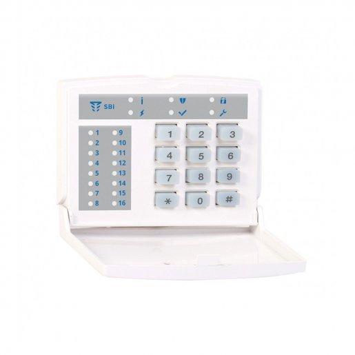Комплект сигнализации ОРИОН NOVA 16 Pro Готовые комплекты сигнализаций Проводные комплекты, 6800.00 грн.