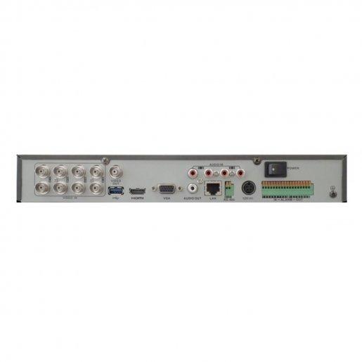 DVR-регистратор Hikvision Turbo HD+AHD DS-7208HUHI-F1/N Регистраторы DVR аналоговые видеорегистраторы, 5606.00 грн.