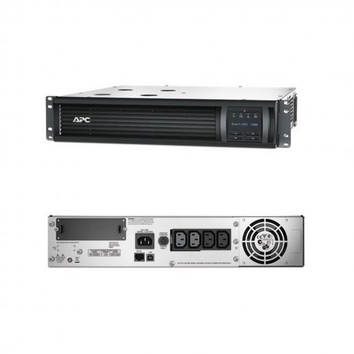 ИБП APC Smart-UPS RM 1000VA 2U LCD (SMT1000RMI2U) Комплектующие ИБП 220В, 21995.00 грн.