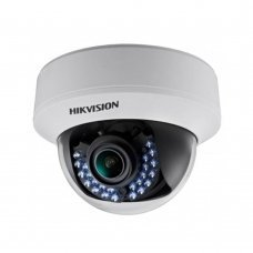 Купольная Turbo HD видеокамера Hikvision DS-2CE56D0T-VFIRF (2.8-12) Камеры Аналоговые камеры, 1624.00 грн.