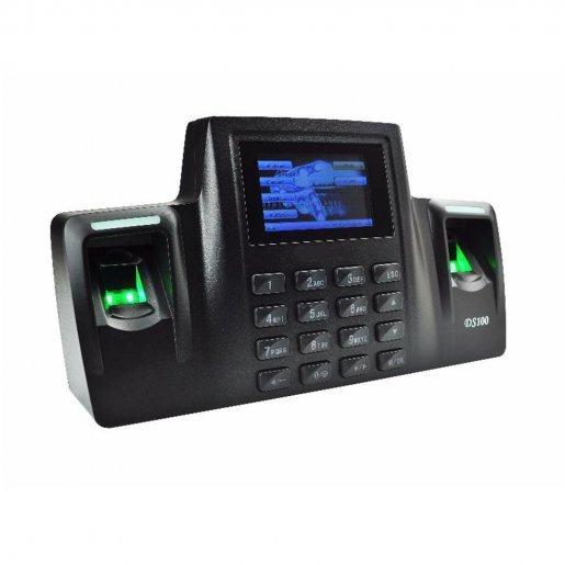 Система учета рабочего времени по отпечатку пальца ZKTeco DS100 Биометрия Учет рабочего времени, 13250.00 грн.