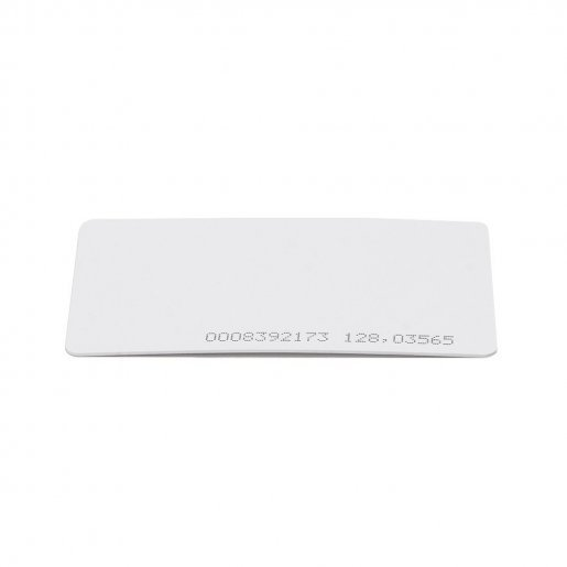 Набор 100 шт. Бесконтактная карта Tecsar Trek EM-Marine 0,8 мм белая Периферия Электронные ключи, 1060.00 грн.