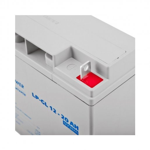 Аккумулятор LogicPower LP-GL12-20 AH Комплектующие Аккумуляторы 12В, 1352.00 грн.