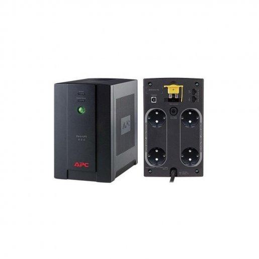 ИБП APC Back-UPS 800VA, Schuko (BX800CI-RS) Комплектующие ИБП 220В, 4307.00 грн.