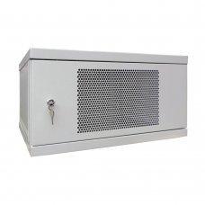 Телекоммуникационный шкаф настенный СН-9U-06-06-ДП-1-7035 Телекоммуникационные шкафы и стойки Шкафы настенные, 2120.00 грн.