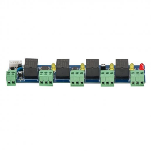Пожарный модуль для сетевого контроллера Tecsar Trek R4F1 Контроллеры СКУД Сетевые контроллеры, 1299.00 грн.