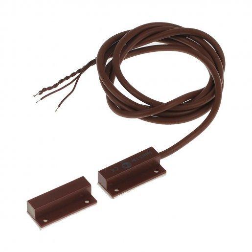 Датчик открытия магнитоконтактный Satel S-1 BR Датчики для сигнализации Датчики открытия, 122.00 грн.