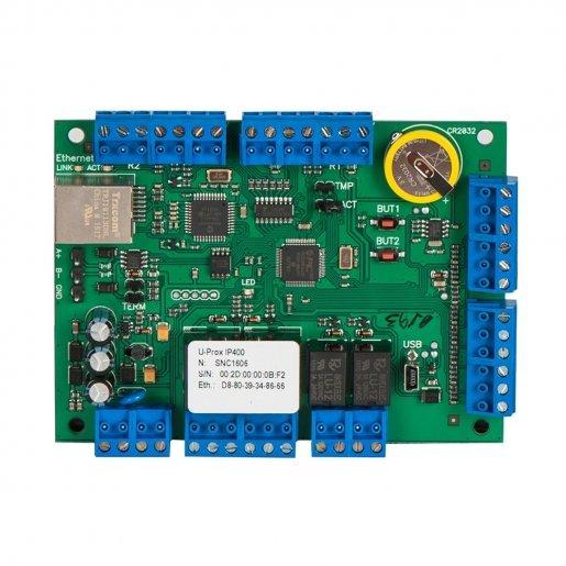 Сетевой контроллер U-Prox IP400 Контроллеры СКУД Сетевые контроллеры, 6281.00 грн.