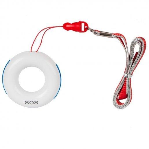 Беспроводная тревожная кнопка Tecsar Alert SENS-SOS Периферия Кнопки, 318.00 грн.