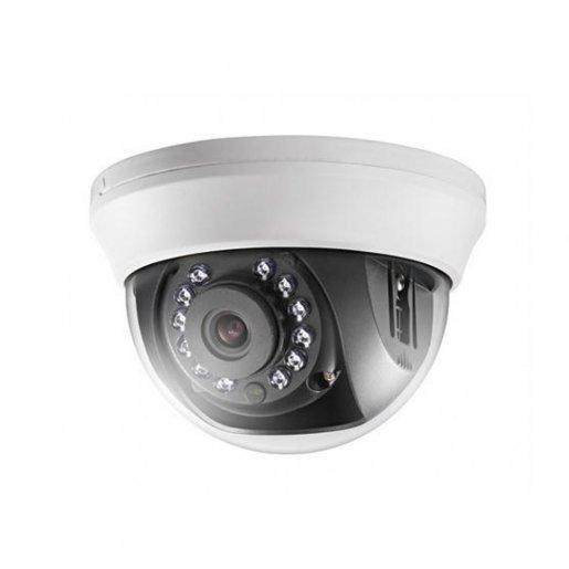 Купольная Turbo HD видеокамера Hikvision DS-2CE56D1T-IRMM (2.8) Камеры Аналоговые камеры, 992.00 грн.