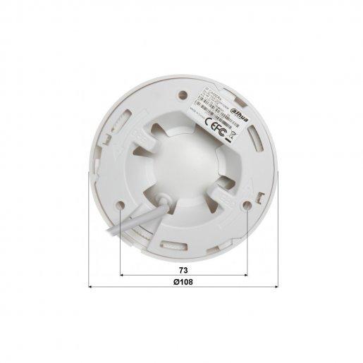 Купольная IP-камера Dahua DH-IPC-HDW1230SP-S2 (2.8 мм) Камеры IP камеры, 2100.00 грн.
