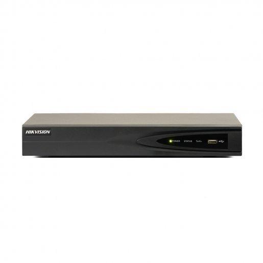 DS-7604NI-K1/4P IP Сетевой видеорегистратор 4-канальный Hikvision DS-7604NI-K1/4P Регистраторы NVR сетевые видеорегистраторы, 4001.00 грн.