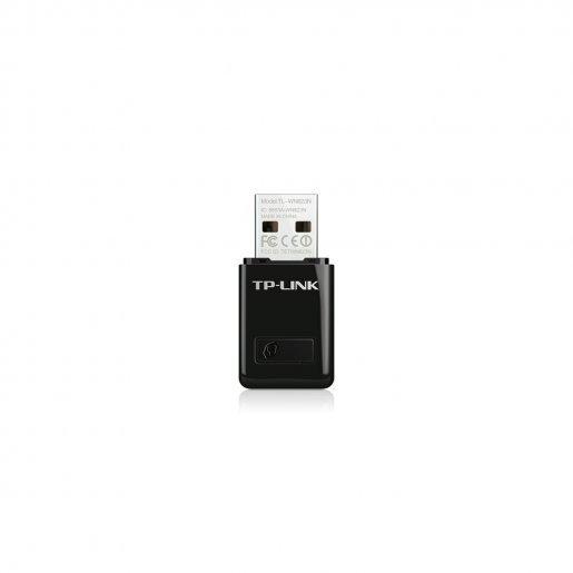 Сетевой адаптер TP-Link TL-WN823N Сетевое оборудование Сетевые адаптеры, 399.00 грн.