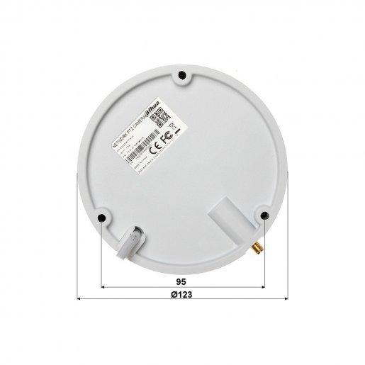 Роботизированная (Speed Dome) IP-камера Dahua DH-SD22204T-GN-W Камеры IP камеры, 4340.00 грн.