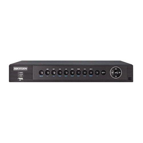 DS-7204HUHI-F1/N DVR-регистратор 4-канальный Hikvision Turbo HD DS-7204HUHI-F1/N Регистраторы DVR аналоговые видеорегистраторы, 3450.00 грн.