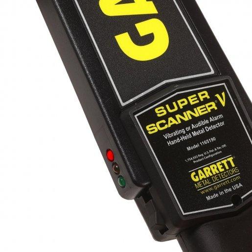 SuperScanner V Ручной металлодетектор Garrett SuperScanner V Металлодетекторы Ручные/досмотровые, 6309.00 грн.