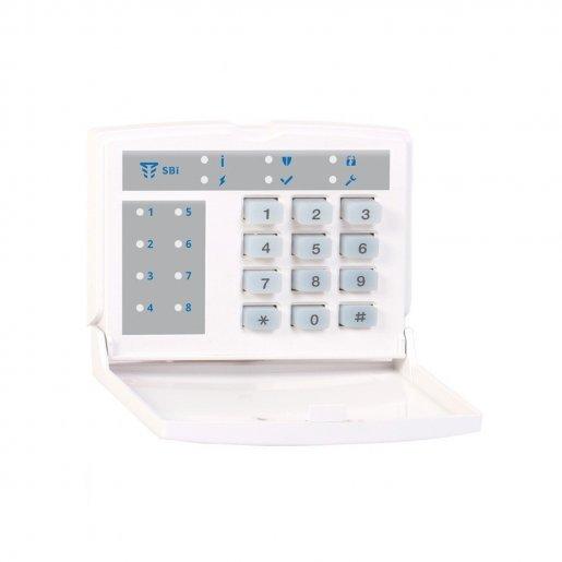 NOVA 8 basic Комплект сигнализации ОРИОН NOVA 8 базовый Готовые комплекты сигнализаций Проводные комплекты, 4850.00 грн.
