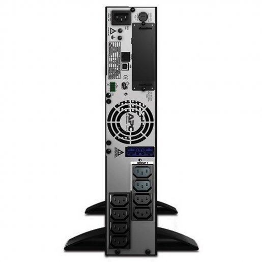ИБП APC Smart-UPS X 750VA Rack/Tower LCD (SMX750I) Комплектующие ИБП 220В, 17173.00 грн.