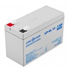 Аккумулятор LogicPower LP-GL 12V 7AH (LP-GL 12 - 7 AH) Комплектующие Аккумуляторы 12В, 496.00 грн.