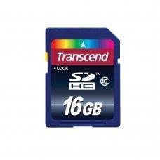 Карта памяти Transcend SDHC 16GB Class 10 (TS16GSDHC10) Накопители видеоархива SD-карты, 220.00 грн.