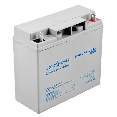 Аккумулятор LogicPower LP-MG 12V 20AH (LP-MG 12 - 20 AH) Комплектующие Аккумуляторы 12В, 1254.00 грн.
