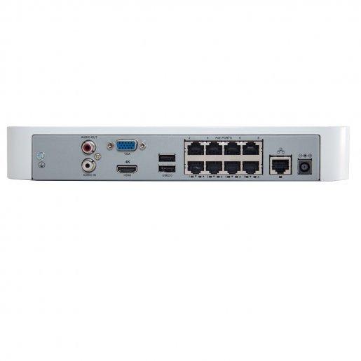Сетевой IP видеорегистратор Uniview NVR301-08L-P8 Регистраторы NVR сетевые видеорегистраторы, 4505.00 грн.