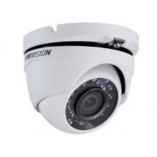 Купольная Turbo HD видеокамера Hikvision DS-2CE56D8T-ITME (2.8) Камеры Аналоговые камеры, 1372.00 грн.