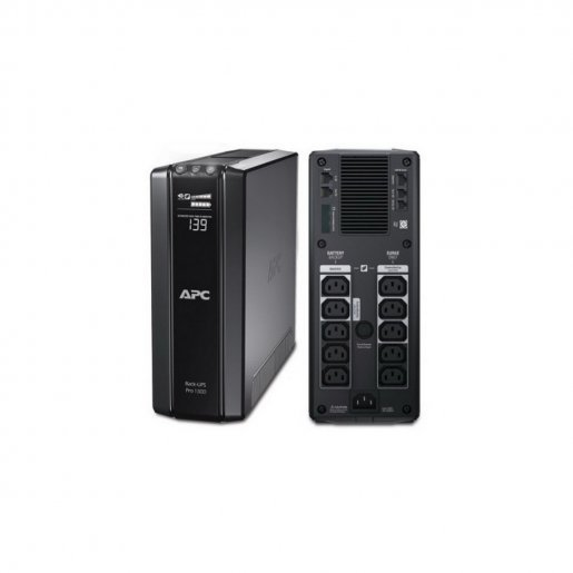 ИБП APC Back-UPS Pro 1500VA (BR1500GI) Комплектующие ИБП 220В, 13886.00 грн.