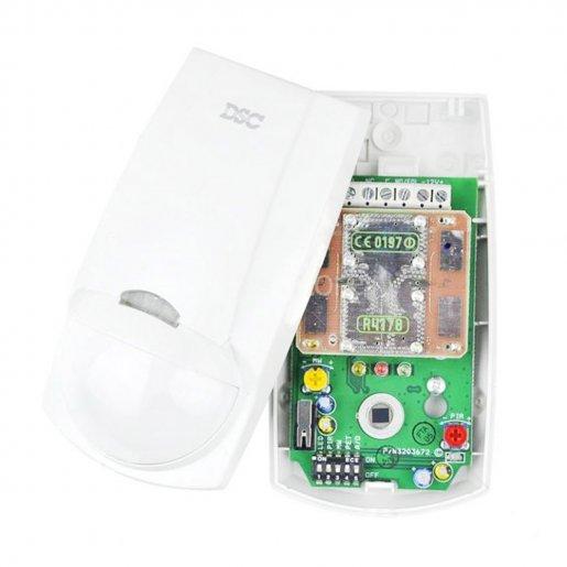 Комбинированный датчик движения DSC LC-104PIMW Датчики для сигнализации Датчики движения, 875.00 грн.