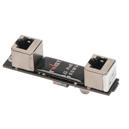 Модуль защиты порта Ethernet PoE TWIST-LG-PoE-100Mb-2U Комплектующие Грозозащита, 371.00 грн.