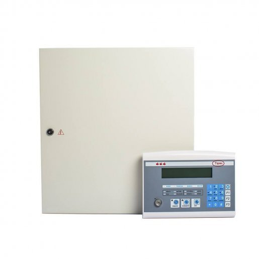 16.128П (метал) + ВПК ППКП Тирас 16.128П (метал) + ВПК Тирас Централи сигнализаций Пожарная сигнализация, 10086 грн.