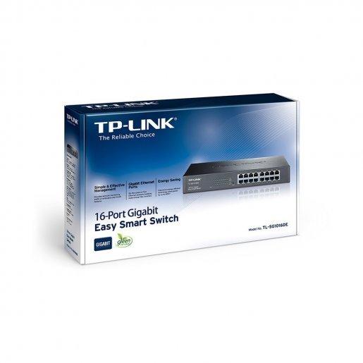 Коммутатор TP-Link TL-SG1016DE Сетевое оборудование Коммутаторы, 2341.00 грн.
