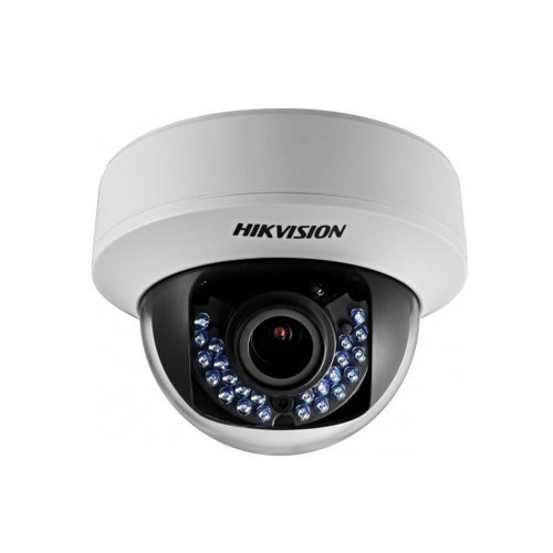 Купольная Turbo HD видеокамера Hikvision DS-2CE56D1T-VFIR (2.8-12) Камеры Аналоговые камеры, 2372.00 грн.