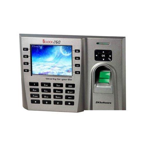 Биометрический терминал ZKTeco iClock360 Биометрия Учет рабочего времени, 11925.00 грн.