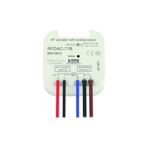 Регулятор освещенности iNELS RFDAC-71B /230 V Умный дом Диммеры, 2862.00 грн.