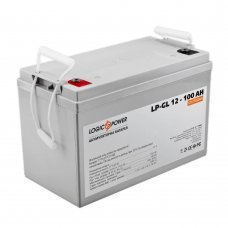 Аккумулятор LogicPower LP-GL 12V 100AH (LP-GL 12 - 100 AH) Комплектующие Аккумуляторы 12В, 6600.00 грн.