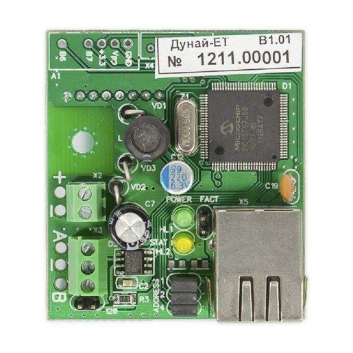 ППК Дунай-16/32 + модуль Дунай-ET Централи сигнализаций Пультовые централи, 4099.00 грн.