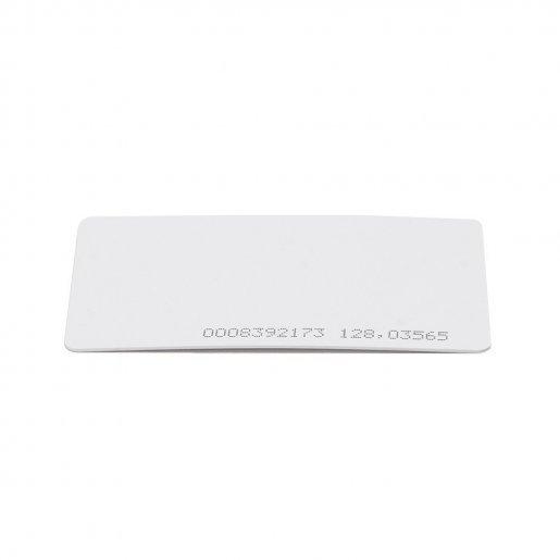 Набор 25 шт. Бесконтактная карта Tecsar Trek EM-Marine 0,8 мм белая Периферия Электронные ключи, 322.00 грн.