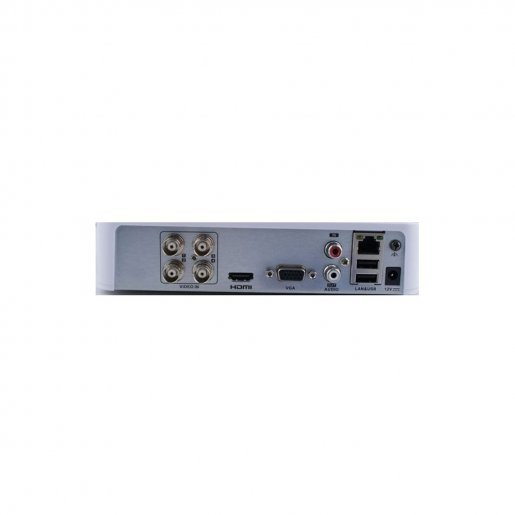 DS-7104HGHI-SH DVR-регистратор 4-канальный Hikvision Turbo HD DS-7104HGHI-SH Регистраторы DVR аналоговые видеорегистраторы, 1841.00 грн.