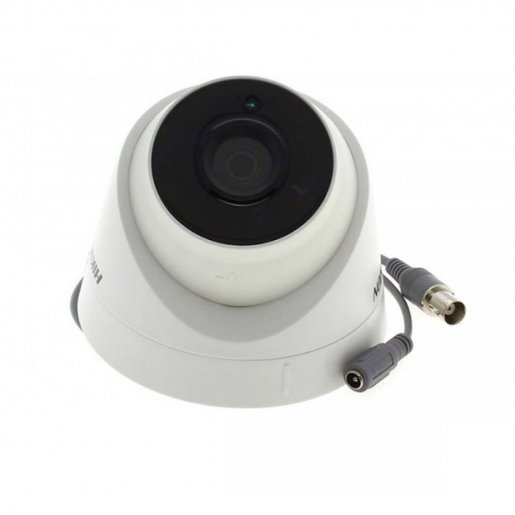 Купольная Turbo HD видеокамера Hikvision DS-2CE56F7T-IT1 (2.8) Камеры Аналоговые камеры, 2156.00 грн.